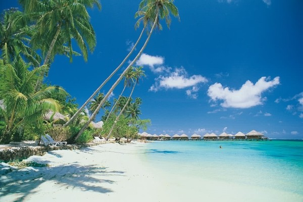 Plage Royal Huahine - 4 Îles Royal : Tahiti + Moorea + Huahine + Bora Bora