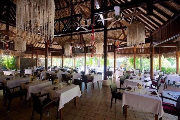 Restaurant - Combiné hôtels 3 Îles Maitai : Tahiti, Moorea, Bora Bora, Tahiti Papeete Polynesie Francaise