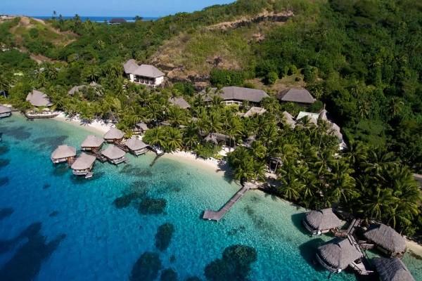 Vue panoramique - Combiné hôtels 3 Îles Maitai : Tahiti, Moorea, Bora Bora, Tahiti Papeete Polynesie Francaise