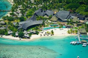Vacances Papeete: Combiné hôtels Trois îles Intercontinental / Maitai: Tahiti, Mooréa et Bora Bora