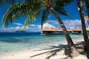 Vacances Tahiti: Combiné hôtels Combiné Quatre Iles - Intercontinental / Maitai: Tahiti - Moorea - Huahine - Bora Bora
