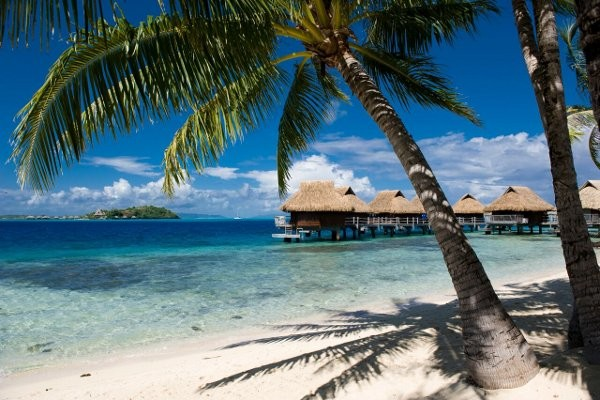 Maitai Polynesia BORA BORA - Combiné Quatre Iles - Intercontinental / Maitai: Tahiti - Moorea - Huahine - Bora Bora