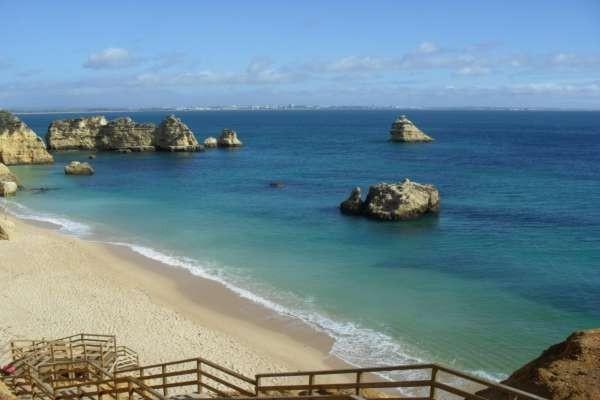 Plage - Combiné circuit et hôtel Au Cœur de l'Algarve & Top Clubs Alvor Baia Faro Portugal