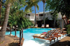 Reunion-Saint Denis, Combiné hôtels Swalibo & Emeraude Beach Attitude