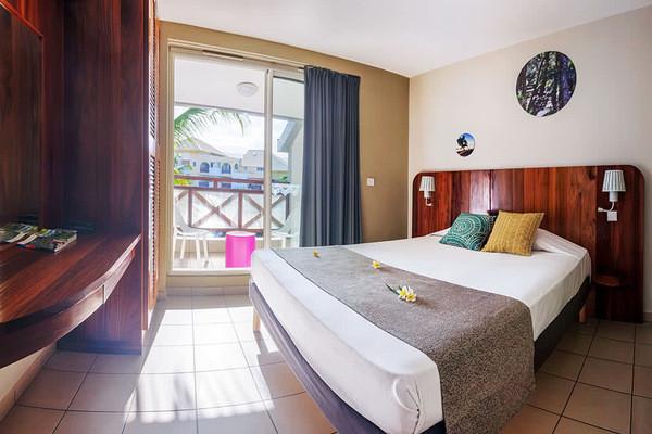 (fictif) - Combiné hôtels Tropic Appart 3* & Emeraude Beach Attitude 3* Saint Denis Reunion
