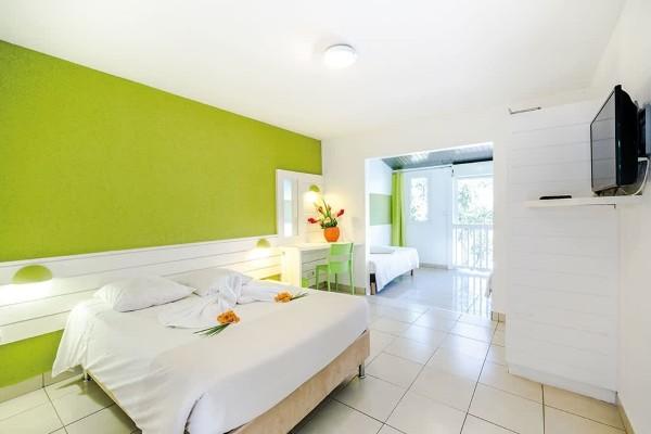 Chambre - Combiné hôtels Les Aigrettes 2* & Emeraude Beach Attitude 3* Saint Denis Reunion