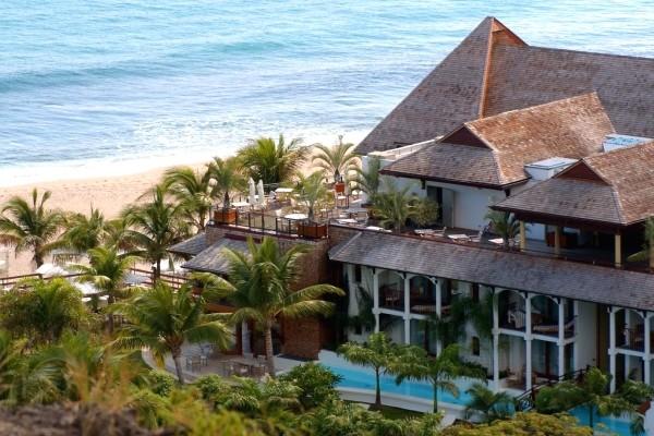 Facade - Combiné hôtels 2 Îles Réunion + Ile Maurice Le Saint Alexis & Spa + Anelia Resort Saint Denis Reunion