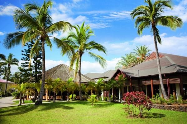 Facade - Combiné hôtels Le Récif 3* & Emeraude Beach Attitude 3* Saint Denis Reunion