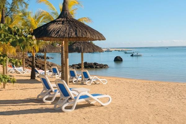 Plage - Combiné hôtels 2 Îles Réunion + Ile Maurice Le Saint Alexis & Spa + Anelia Resort Saint Denis Reunion