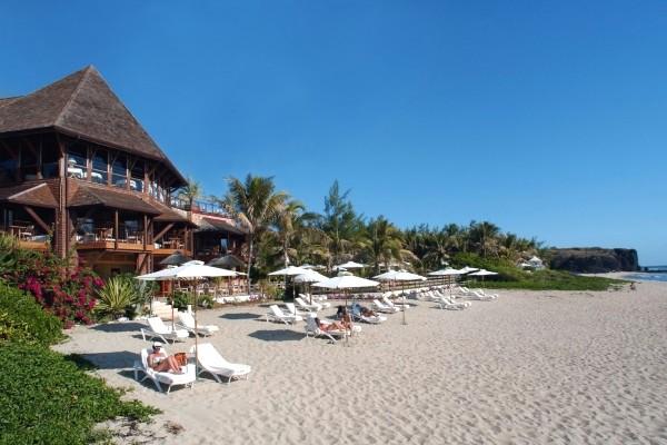 Plage - Combiné hôtels 2 Îles Réunion + Maurice : Le Saint Alexis & Anelia Resort Saint Denis Reunion