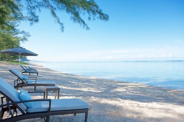 Plage - Combiné hôtels 2 Îles Réunion + Maurice : Lux* Saint Gilles & Lux* Le Morne 5* Saint Denis Reunion