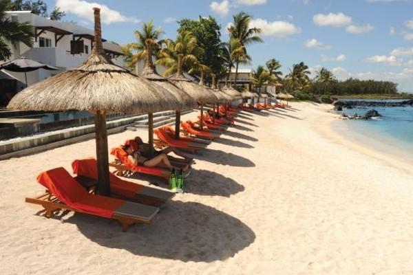 Plage - Combiné hôtels Le Récif 3* & Emeraude Beach Attitude 3* Saint Denis Reunion