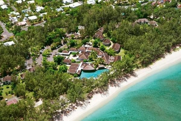 Vue panoramique - Combiné hôtels 2 Îles Réunion + Maurice : Lux* Saint Gilles & Lux* Le Morne 5* Saint Denis Reunion