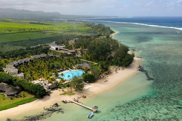 Vue panoramique - Combiné hôtels 2 Îles Réunion + Maurice (14 nuits) : Le Saint Alexis & Outrigger Mauritius Beach Resort Saint Denis Reunion