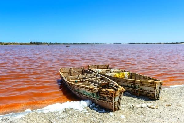 Lac rose - Mythes & Charmes du Sénégal + Extension Royam - Approche de la société sénégalaise et Rencontre de la population
