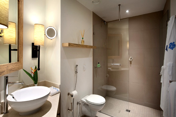 Chambre - Combiné hôtels 2 îles : Mahé et Praslin : Kempinski Seychelles Resort Baie Lazare + L'Archipel Mahe Seychelles