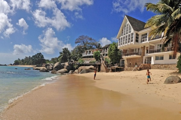 Facade - Hôtel Combiné 2 îles - Bliss Hotel Praslin & Bliss Hotel Mahé 4* Mahe Seychelles