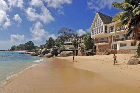 Seychelles-Hôtel Combiné 2 à®les - Bliss Hotel Praslin & Bliss Hotel Mahé 4*