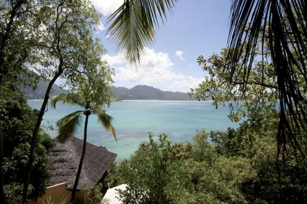 Nature - Combiné hôtels 2 iles : Mahé et Praslin : L'habitation Cerf Island et Palm Beach 3* Mahe Seychelles