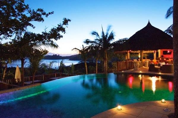 Piscine - Combiné hôtels 2 ILES : MAHÉ & PRASLIN : Valmer & Palm Beach 3* Mahe Seychelles
