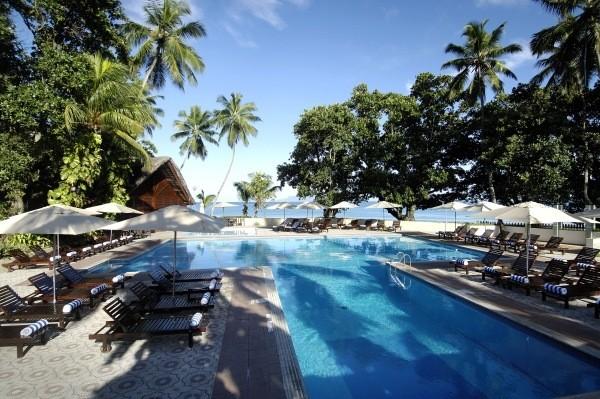 Piscine - Combiné hôtels 3 îles - Berjaya Praslin & Patatran & Berjaya Beauvallon 3* Mahe Seychelles
