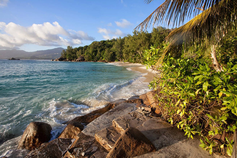 Plage - Hôtel 2 îles - Britannia Hotel & Anse Soleil beachcomber 3* Mahe Seychelles