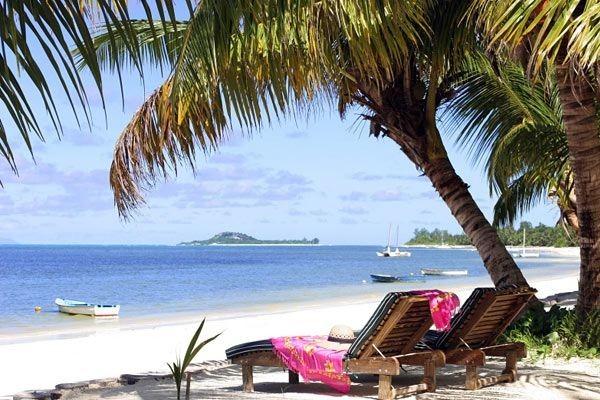 plage - 2 Iles : Mahé + Praslin : Cerf Island Resort + Indian Ocean Lodge