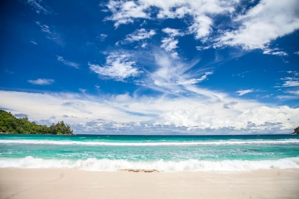 Plage - Combiné hôtels 2 ILES : MAHÉ & PRASLIN : Valmer & Palm Beach 3* Mahe Seychelles