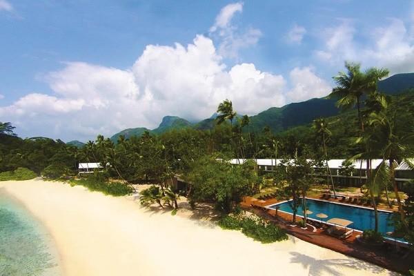 Plage - 2 Iles : Mahé+ Praslin Avani Seychelles Barbaron + l'Archipel