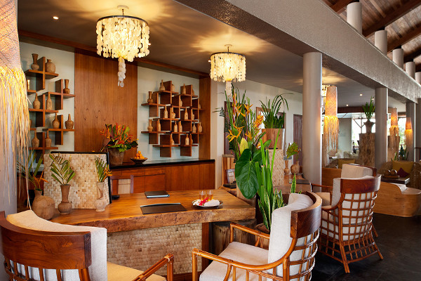 Reception - Combiné hôtels 2 îles : Mahé et Praslin : Kempinski Seychelles Resort Baie Lazare + L'Archipel Mahe Seychelles