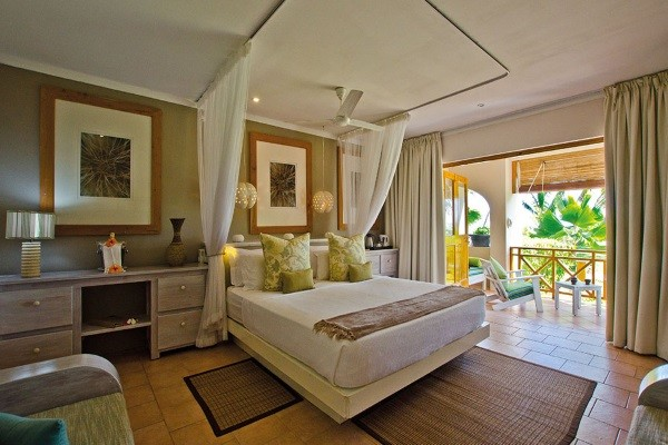 Chambre - Combiné hôtels 2 Îles : Praslin Indian Ocean Lodge + Mahé Avani Seychelles Barbaron Praslin Seychelles
