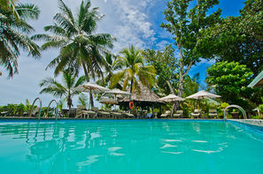 Seychelles-Praslin, Combiné hôtels 2 Iles - Indian Ocean Lodge & Coral Strand Smart Choice