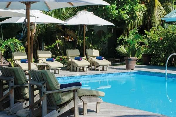 Piscine - Combiné hôtels 2 Îles : Praslin Indian Ocean Lodge + Mahé Avani Seychelles Barbaron Praslin Seychelles
