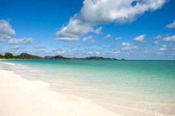Plage - 2 Îles - Acajou & Savoy Resort & Spa
