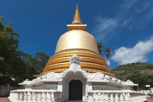 Monument - Combiné circuit et hôtel Sri Lanka Authentique + Maldives au Royal Island Colombo Sri Lanka