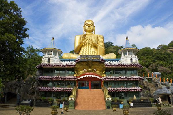 Monument - Combiné circuit et hôtel Sri Lanka Authentique 3* + Maldives au Biyadhoo 3*