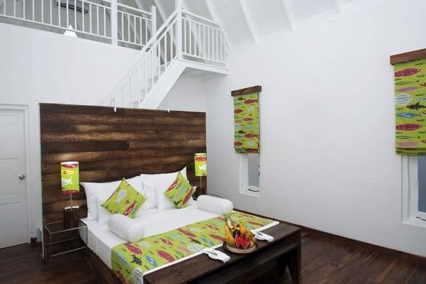 Chambre - Combiné circuit et hôtel Découverte du Sri Lanka 4* & extension à l'hôtel Maalu Maalu Resort 4* Colombo Sri Lanka