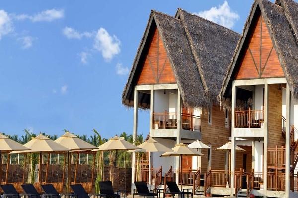 Facade - Combiné circuit et hôtel Découverte du Sri Lanka 4* & extension à l'hôtel Maalu Maalu Resort 4* Colombo Sri Lanka