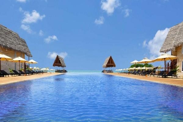 Piscine - Combiné circuit et hôtel Découverte du Sri Lanka 4* & extension à l'hôtel Maalu Maalu Resort 4* Colombo Sri Lanka
