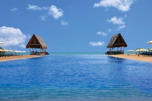 Piscine - Combiné circuit et hôtel L'Île Merveilleuse 3* & extension à l'hôtel Maalu Maalu Resort 4* Colombo Sri Lanka