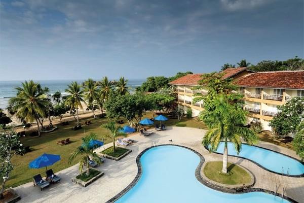 Piscine - Combiné circuit et hôtel L'Île Merveilleuse 3* & extension à l'hôtel The Palms 4* Colombo Sri Lanka