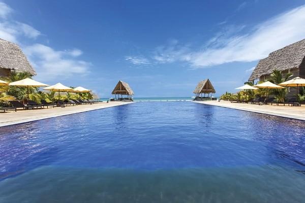 Piscine - Combiné circuit et hôtel L'Île Merveilleuse 4* & extension à l'hôtel Maalu Maalu Resort 4* Colombo Sri Lanka