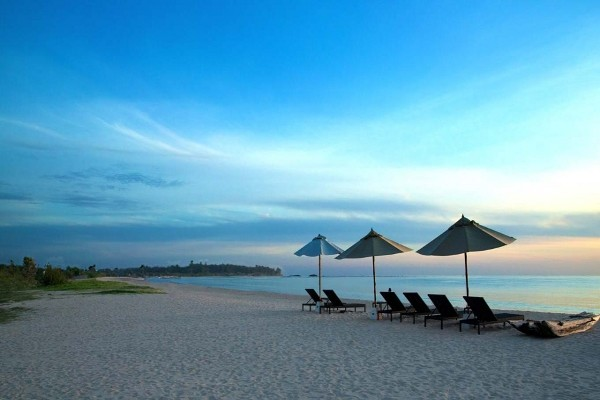 Plage - Combiné circuit et hôtel Découverte du Sri Lanka 4* & extension à l'hôtel Maalu Maalu Resort 4* Colombo Sri Lanka