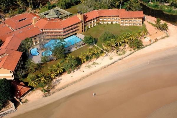Vue panoramique - Combiné circuit et hôtel L'Île Merveilleuse 4* & extension à l'hôtel The Palms 4* Colombo Sri Lanka