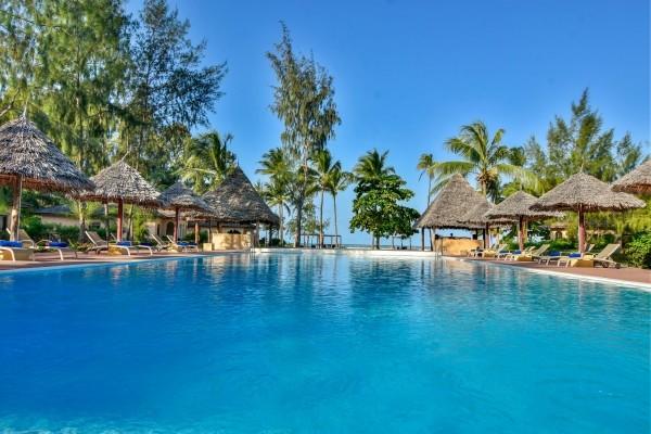Piscine - Hôtel Combiné séjour Framissima Paje Palms / Safari Tanzanie 4*