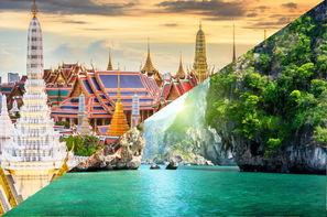 Vacances Phuket: Combiné hôtels - Court séjour Bangkok & Phuket à l'Andaman Seaview