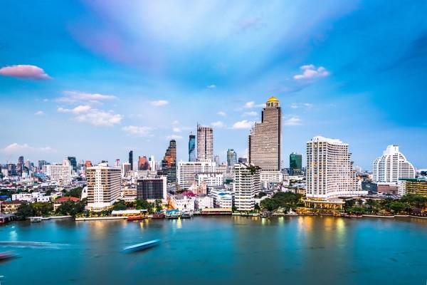 Ville - Combiné hôtels - Anantara Bangkok & Kappa Club Phuket 5* Bangkok Thailande
