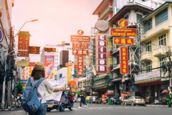Ville - Combiné hôtels - Court séjour Bangkok & Koh Samui au Am Samui Palace 4* Bangkok Thailande
