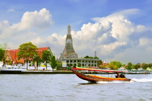 Ville - Combiné hôtels Bangkok & Koh Samui 4* Bangkok Thailande