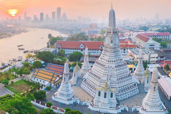 Monument - Combiné hôtels FRAM Bangkok & plages de Khao Lak au Framissima Evasion Kalima Resort 5* Bangkok Thailande